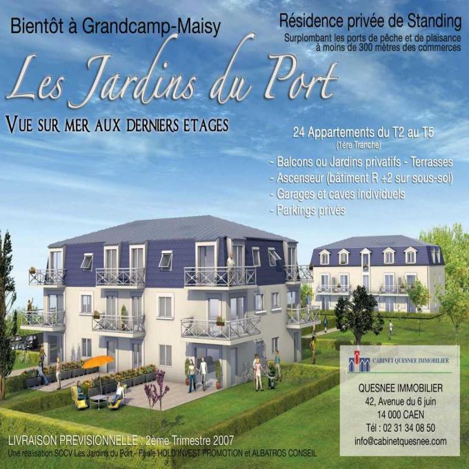 Offres de vente Appartement Grandcamp-Maisy (14450)