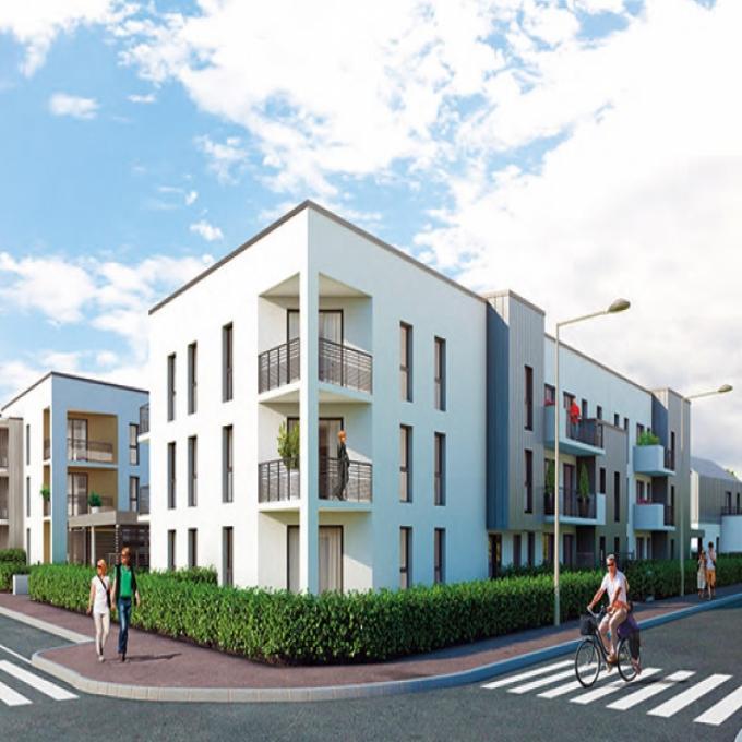 Programme neuf Appartement Caen (14000)